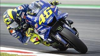 #MotoGP Valentino Rossi /skills 2019