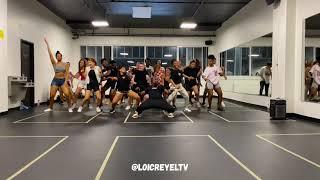 Master Kg - Jerusalem Remix Ft Burna Boy (Official Dance Video) By Loicreyeltv