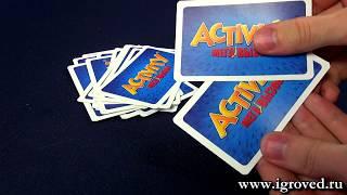 Активити Мега Вызов. Обзор настольной игры от Игроведа
