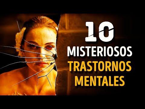 10 Trastornos Mentales Con Los Síntomas Más Raros