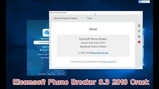 elcomsoft phone password breaker key generator