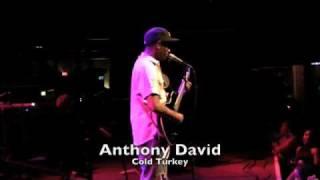 Anthony David  Cold Turkey