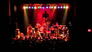 Streetlight Manifesto (live) - 9mm and a Three Piece Suit - 7/28/10 - Lincoln Theatre