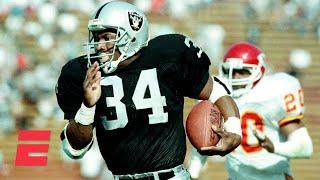 Bo Jackson confirms he ran the fastest 40-yard dash ever (2016) | ESPN Archive