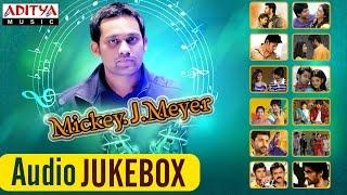 Mickey J Meyer Telugu Hit Songs    Jukebox