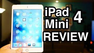 Apple iPad mini 4 Review! Worth it? (Gold 128GB LTE) - dooclip.me