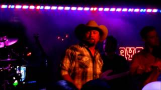 "Tate Stevens ""Ordinary Angels"" in Knoxville, TN"