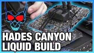 Intel Hades Canyon NUC Review : Intel CPU and AMD GPU ! Kaby Lake G