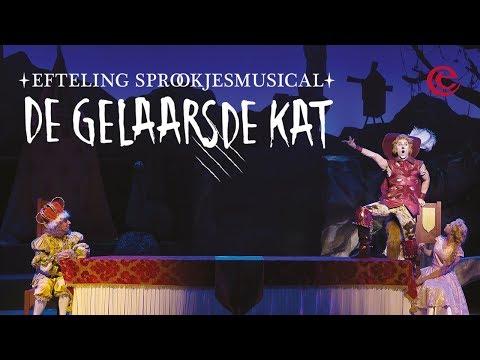 Efteling Musical: De gelaarsde Kat - Efteling Theater