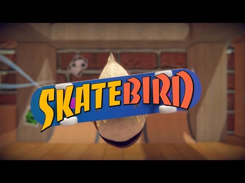 SkateBIRD does a kick-starter (Official Trailer) de SkateBIRD