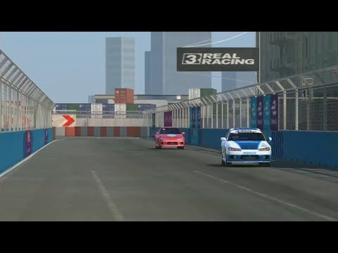 Real Racing 3 /Japanese Sport Showdown/ Formula E New York Circuit - Neseriózně (CZ)
