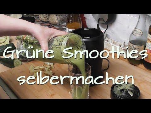 VonShef UltraBlend  Smoothie Maker Der perfekte Mixer für grüne Smoothies - german / deutsch