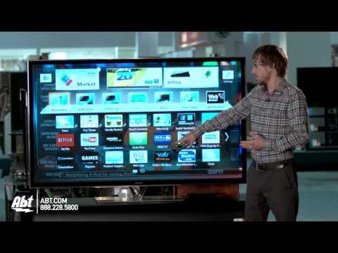 Panasonic 65-inch 1080P 3D Plasma HDTV - TC-P65ZT60 :...