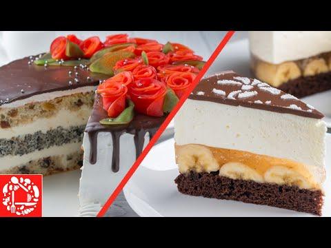 3 рецепта торта на 8 марта своими руками