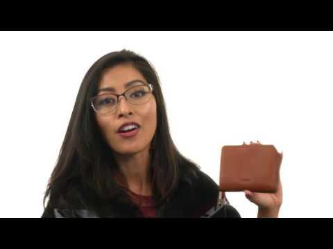 Fossil Emma Mini Multi Wallet RFID SKU:8841729