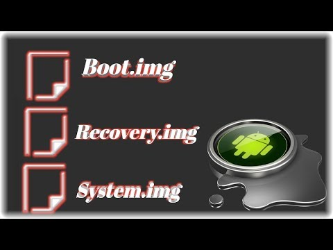 How to port recovery img/boot img without pc - смотреть