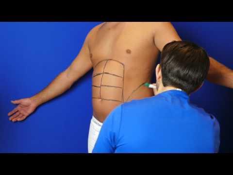 Chinese Patch Magnet auf Rückenschmerzen