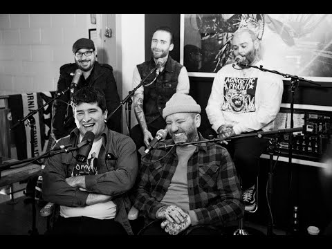 Alexisonfire: Full Interview | House Of Strombo