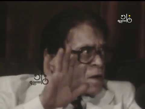 لقاء نادر- توفيق الدقن يتحدث عن أستاذه محمود المليجي
