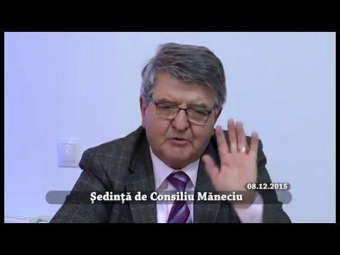 Sedinta Consiliul Local Maneciu – 12 decembrie 2015 – partea a II-a