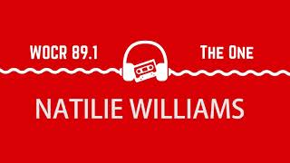 On-Air Interview with Public Speaker Natilie Williams
