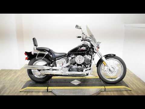 1998 Yamaha V-Star 650 Classic in Wauconda, Illinois - Video 1