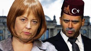 Merkel vs. Erdogan & Putin. DisstrackTV (MA Vizion) FOLGE 1