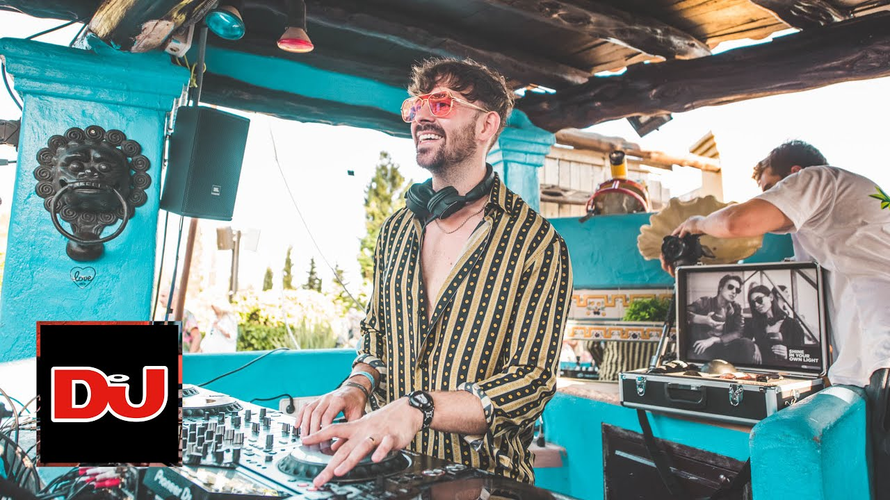 Patrick Topping - Live @ Secret Poolside Party x Pikes Ibiza 2019