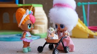 LOL SURPRISE DOLL Cutie Makes An Old Cat Ladys Day!