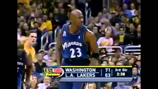 Michael Jordan Vs Kobe Bryant Full Highlights (2002.02.12) Wizards Vs Lakers