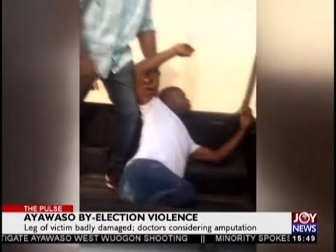 Image result for by-election violence ayawaso