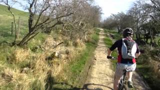 Mountain Biking: Gaer Stone to Caradoc, Church Stretton, Shropshire