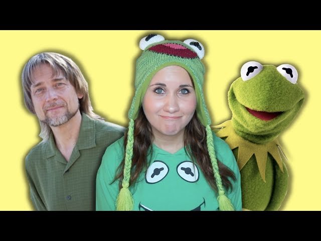Whitmire Wednesday: A Tribute to Kermit and Steve || Adorkable Rachel