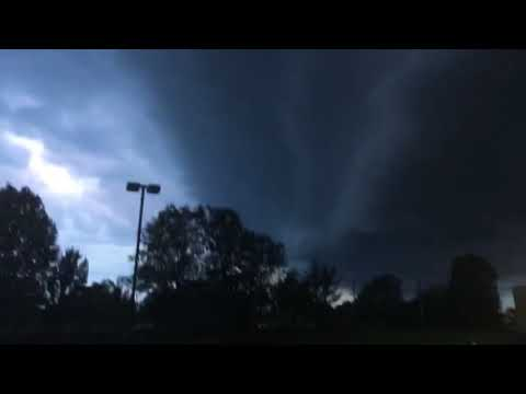 Billy's video of the storm 6/1/19