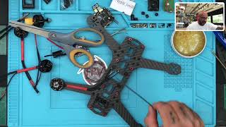 York Middle School Drone Program Video Series Part 4 from Cyclone FPV