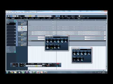 Cubase and Modulated Short Delay Effects – Coursera.org