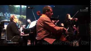 "Hans Zimmer, Hans Zimmer ""interview + Live performance"" HD : World Soundtrack Awards, Ghent, Belgium."