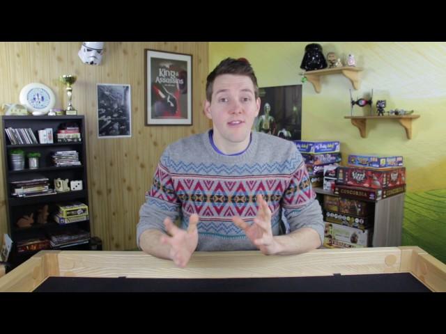 Gry planszowe uWookiego - YouTube - embed A-rWlaOFb1Y