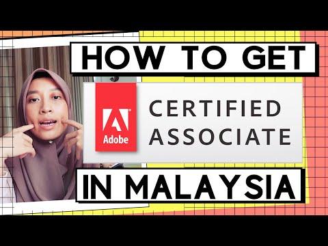 Macam Mana Nak Dapatkan ADOBE CERTIFIED Kat Malaysia ...
