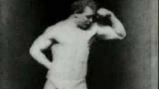 Eugen Sandow 1894 by Thomas Edison