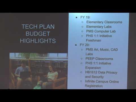School Board 1.29.19