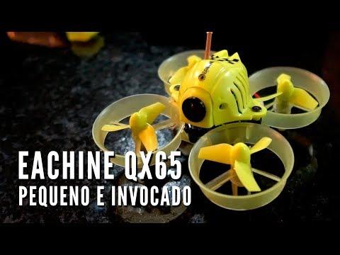 REVIEW EACHINE QX65