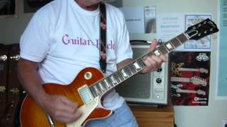 """Video thumbnail of """"How to Play APRIL SUN IN CUBA Dragon by Guitars Rock"""""""