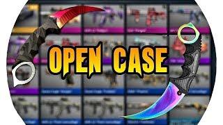💀STANDOFF 2 - OPEN CASE AOVIVO E JOGANDO COM INSCRITOS!