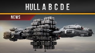 ✖ Star Citizen » Hull A B C D E