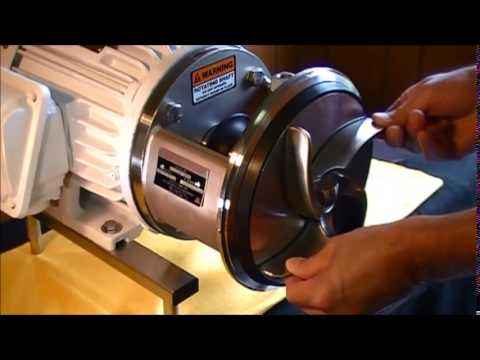 How to set the seal drive collar on a C114 series pump