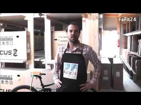 Rahmenhöhe messen am Fahrrad- Willi weiß Rad
