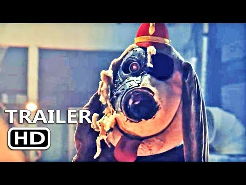 THE BANANA SPLITS Official Trailer (2019) Horror Movie