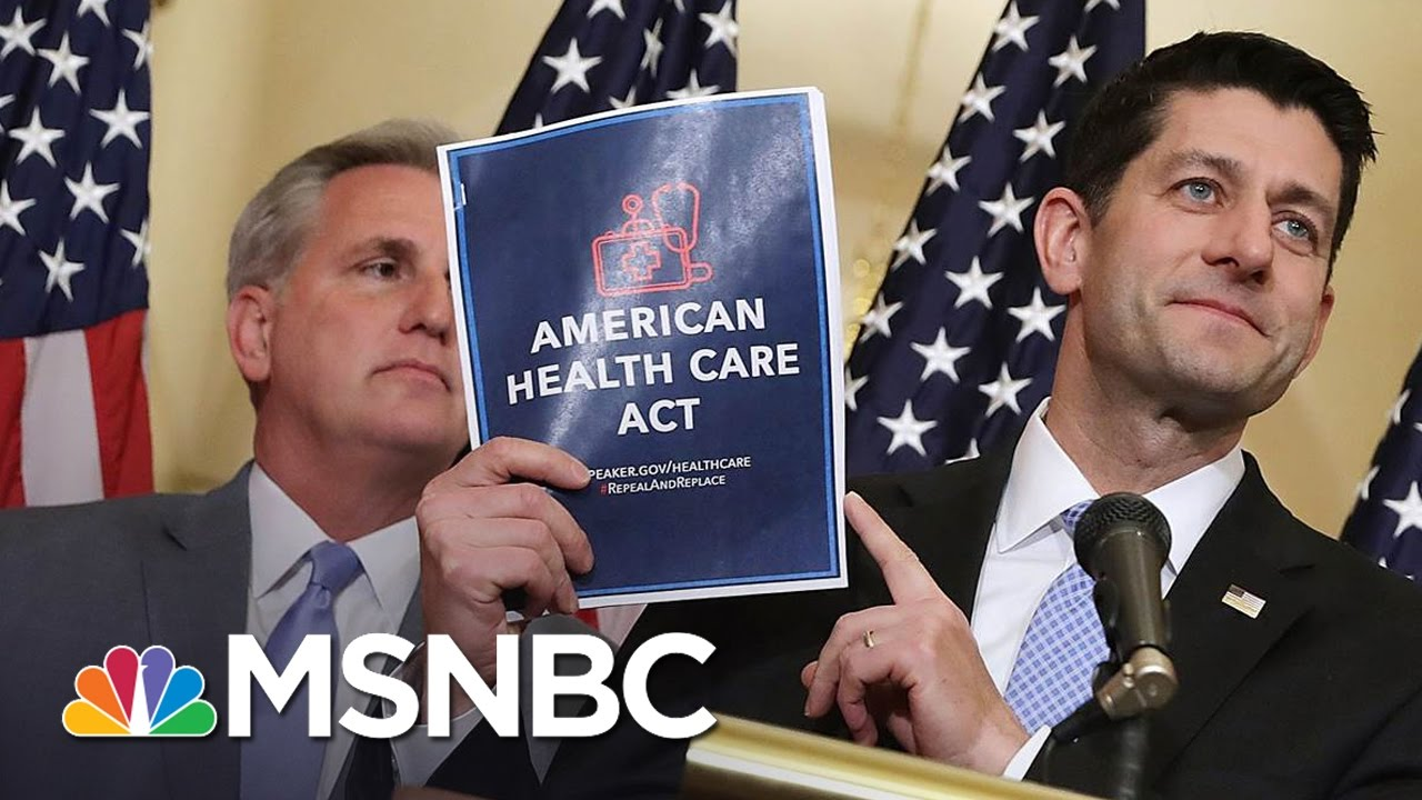 The Losers Of The GOP American Health Care Act | Morning Joe | MSNBC thumbnail