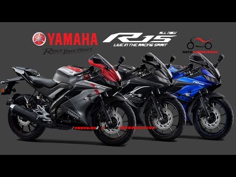 New 2019 Yamaha Yzf R15 V3 0 Abs Launched Three Version New Yamaha